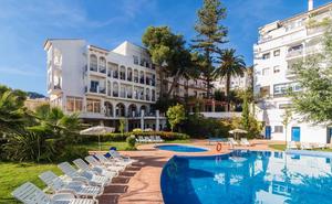 Hotel Andalucía Lanjarón