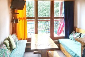 Apartment With 2 Bedrooms in Bourg-saint-maurice, With Wonderful Mountain View, Balcony and Wifi - 150 m From the Slopes