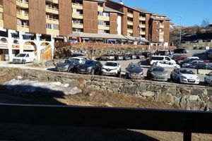 Apartment With 2 Bedrooms in Huez, With Wonderful Mountain View and Furnished Balcony - 30 m From the Slopes