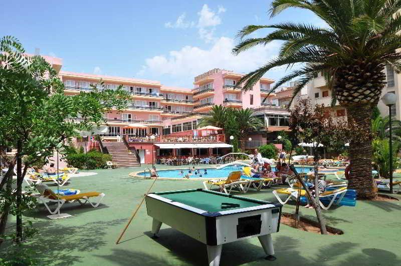 Hotel y Apartamentos Playa Mar - S'Illot